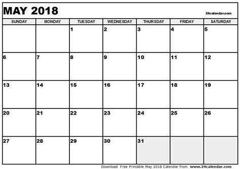 Weekly Appointment Calendar May 2018 Calendar Template 2018 Appointment Calendar Template 2018