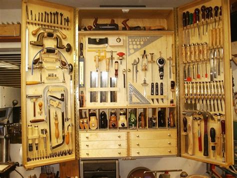 quick   tool cabinet woodworking tool cabinet