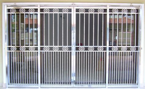 Stainless Steel Door Grille Kuching