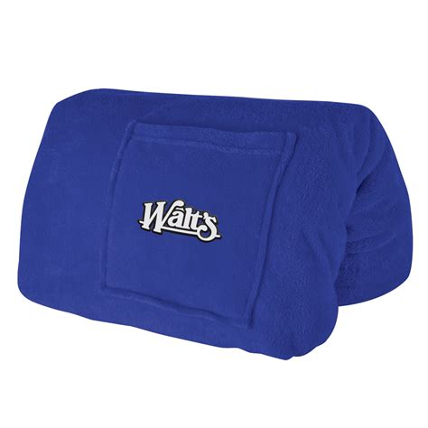 custom throw blankets promotional logo mats motivators