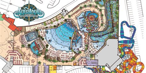 amusement park floor plan snapshot what we re working on aquatic development group