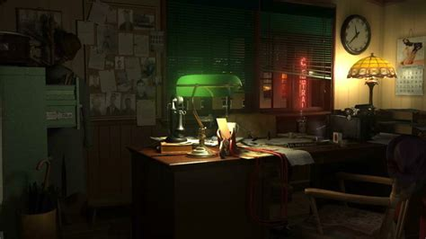 Miami Chat Rooms detective room by iyza on deviantart