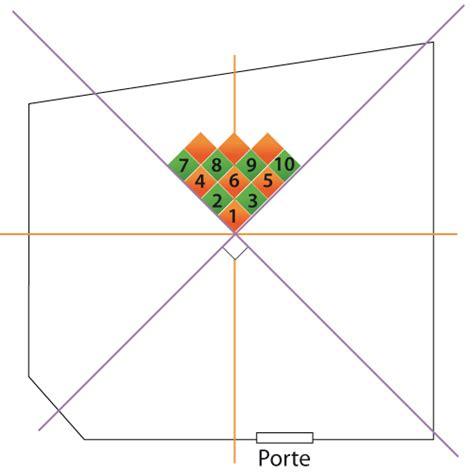 Pose De Carrelage En Diagonale 4563 by Poser Du Carrelage En Diagonale Ooreka