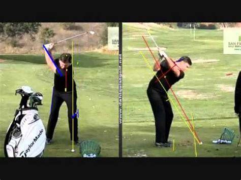 swing bo bo van pelt driver swing analysis golf lessons golf