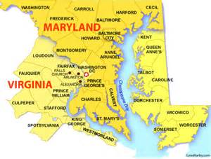 Map Of Virginia And Maryland by Attic Fan Installation Maryland Washington Dc Northern