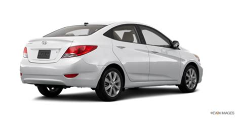 new hyundai accent 2014 price 2014 hyundai accent gls new car prices kelley blue book