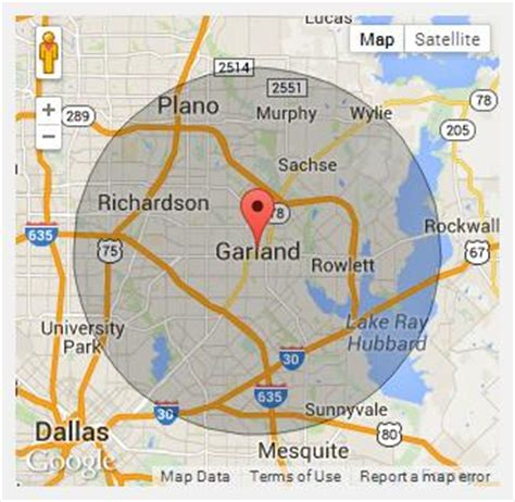 where is garland texas on map top notch temporary fences in garland tx call 469 606 4665