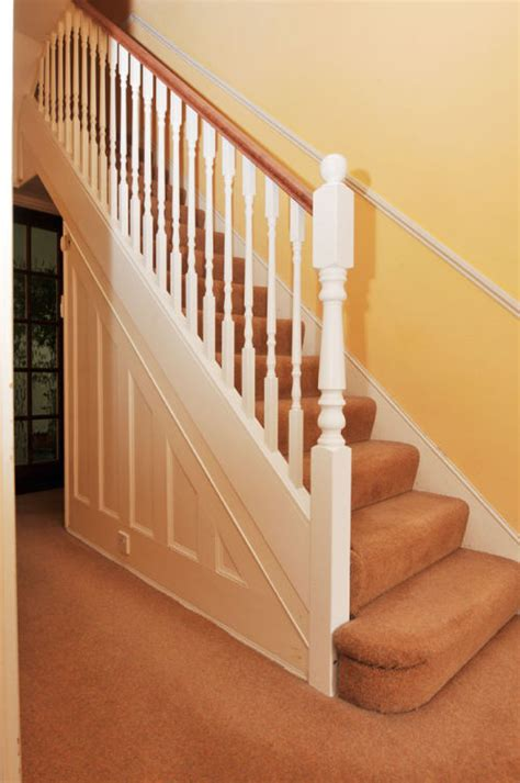 cupboard specialists new stair rail