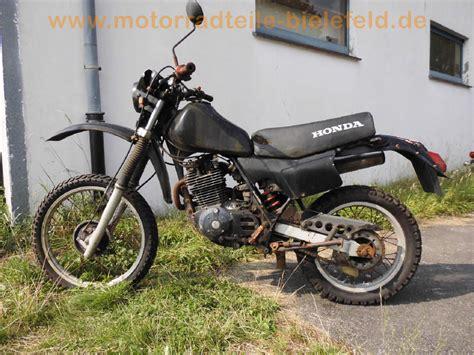 Honda Motorrad Bielefeld by Honda Xl 500 R Pd02 Motorradteile Bielefeld De