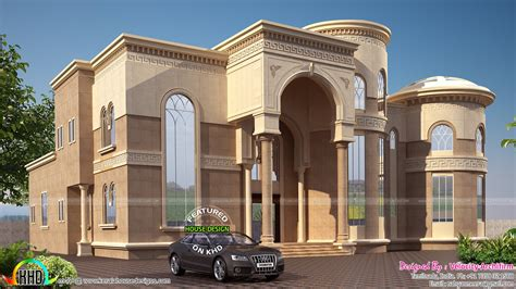 home design arabic style arabian model house elevation kerala home design and