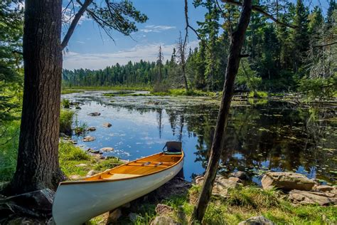 quetico canoes bwca boundary waters canoe quetico travel pinterest