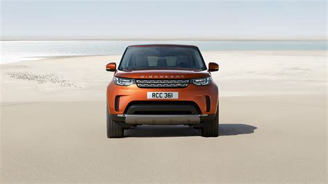 enjoy the 2017 land rover discovery with land rover monmouth