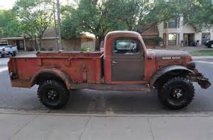 sell used 1946 dodge power wagon in midland united