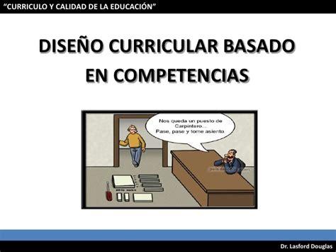 Modelo Curricular Basado En Competencias Curriculum Basado En Competencias F