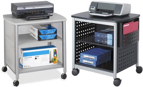 rolling printer cart under computers thatsthestuff net