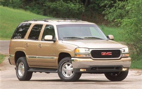 vehicle repair manual 2002 gmc yukon head up display 2002 gmc yukon cargo space specs view manufacturer details