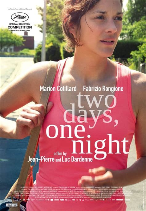 film one day two nights two days one night on dvd movie synopsis and info
