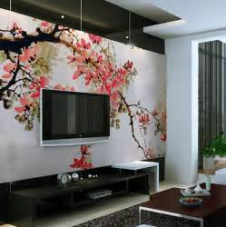 Chinese Wall Murals exquisite wall coverings from china