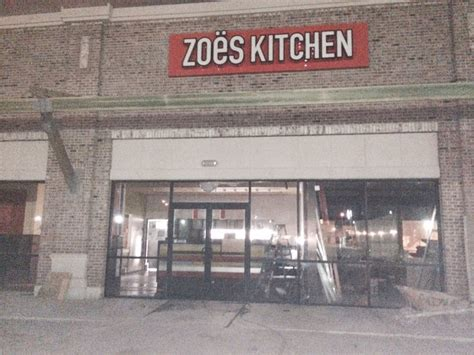 Zoes Kitchen Houston by Zoe S Kitchen Houston Tx Post Construction Clean Up