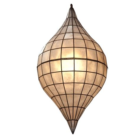 Shell Pendant Light 152 Best Images About Capiz Shell On Pinterest