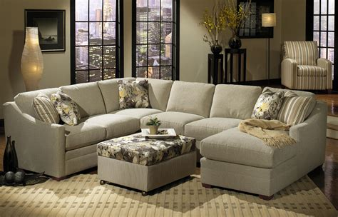 Craftmaster Sectional Sofa Customizable 3 Sectional With Laf Sofa W Return By Craftmaster Wolf And Gardiner Wolf