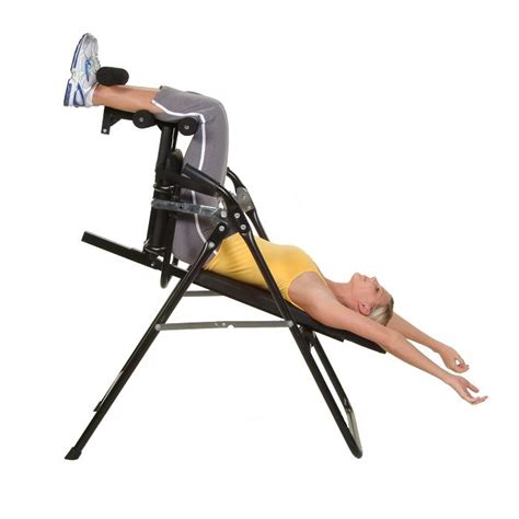 Chair Fitness inversion tables fitnesszone