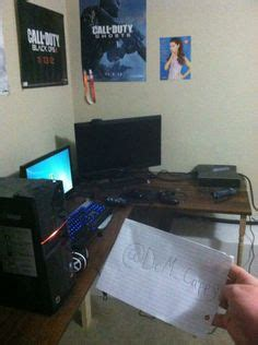 Xbox One On Desk by 1000 Images About Cave Ideas On Gaming