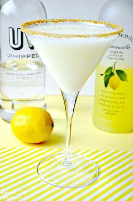 martini limoncello lemon meringue martini limoncello and