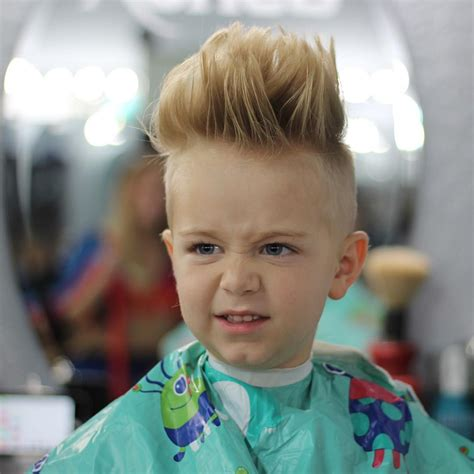 Hairstyles For Faces Boys by Best 34 Gorgeous Boys Haircuts For 2018