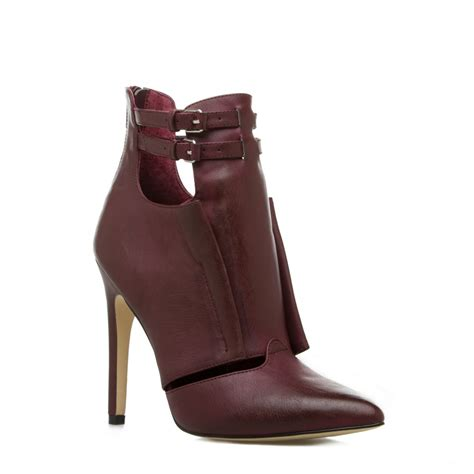 wine colored flats jaxxi wine colored heels from shoedazzle shoes