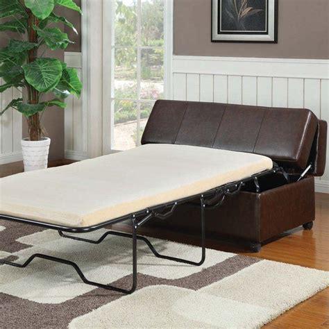 ottoman with hidden twin bed ottoman sleeper sofa taren reversible sofa chaise sleeper