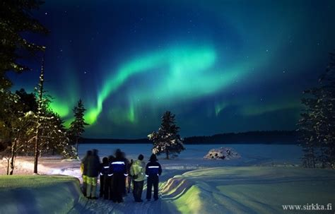 where do the northern lights occur northern lights upitrek