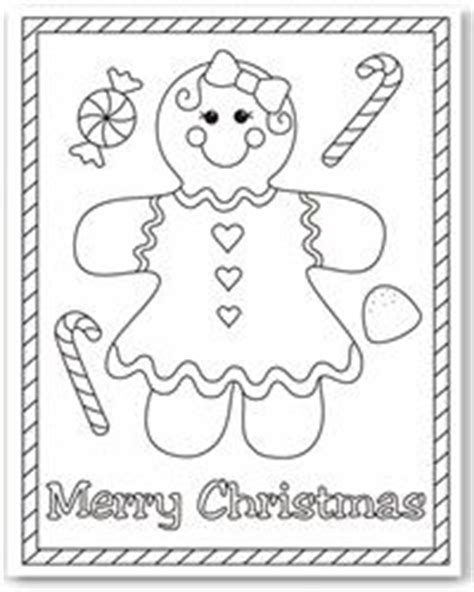 free coloring page gingerbread boy gingerbread coloring and christmas colors on pinterest