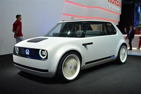 2019 honda electric car honda brengt eind 2019 elektrische stadsauto ev