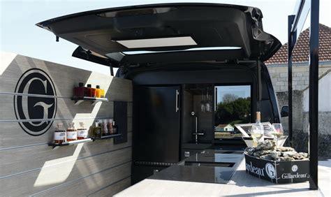 food truck peugeot design lab gillardeau foodtruck transport peugeot design lab