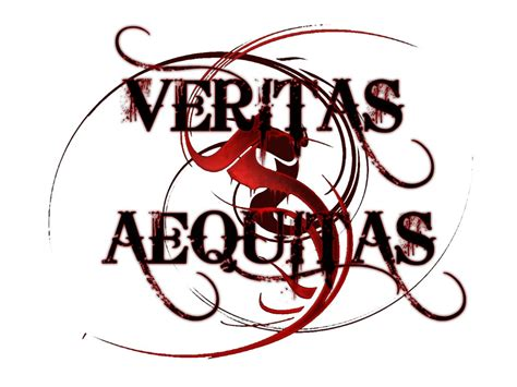 veritas aequitas white by scaludos on deviantart
