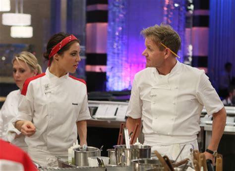 Hells Kitchen Season 14 by Hell S Kitchen 2015 Recap Premiere New Chefs Same Drama