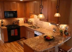 Golden Oak Kitchen Cabinets Golden Oak Kitchen Cabinets Granite Ideas For Granite