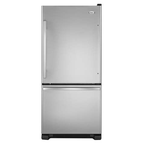 whirlpool gold refrigerator drawer replacement whirlpool gold bottom freezer refrigerator 21 9 cu ft