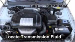 Hyundai Transmission Fluid De Filtro De Aire Interior De Hyundai Sonata 2002