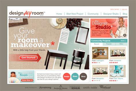 designmyroom com design my room on behance