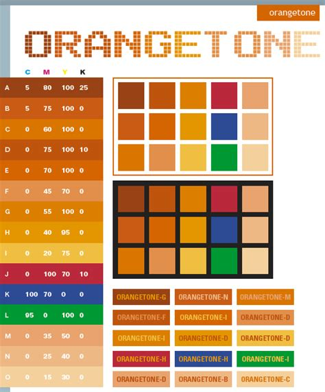 orange color schemes orange tone color schemes color combinations color