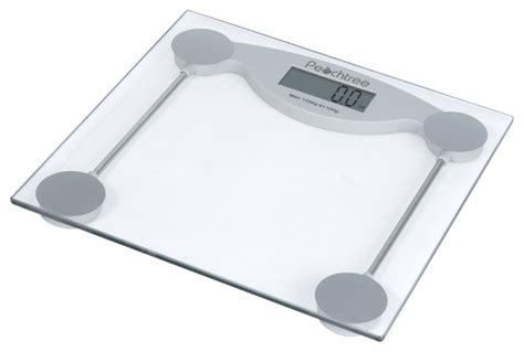 modern bathroom scale peachtree glass top bathroom scale clear modern