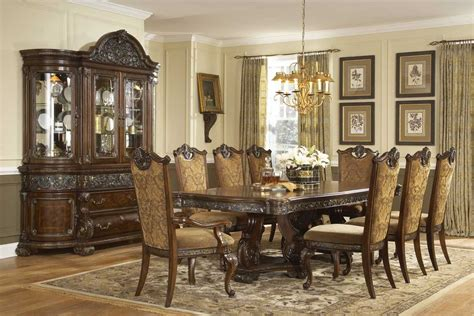 pulaski dining room set pulaski treviso table 660230 31 homelement com