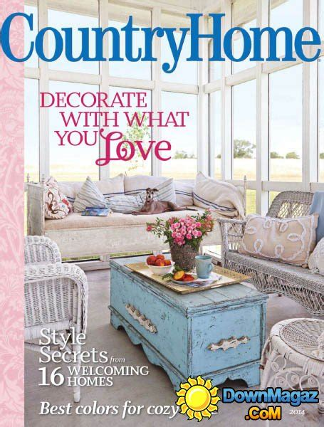 country home design magazines country home summer 2014 187 download pdf magazines