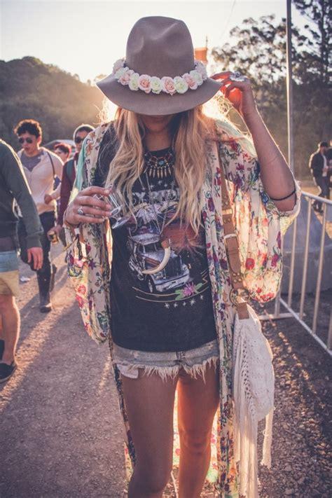 summer  festival chics boho hippie style