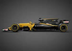 Renault F1 News F1 News Renault Launch Renault Targets Fifth In F1 2017