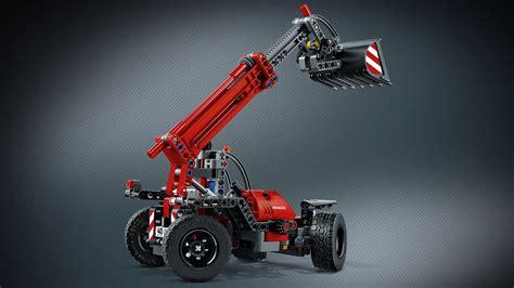 Lego 42061 Technic Telehandler 42061 telehandler products lego 174 technic lego