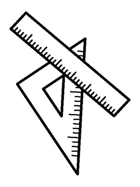 ruler coloring pages free printable ruler coloring pages