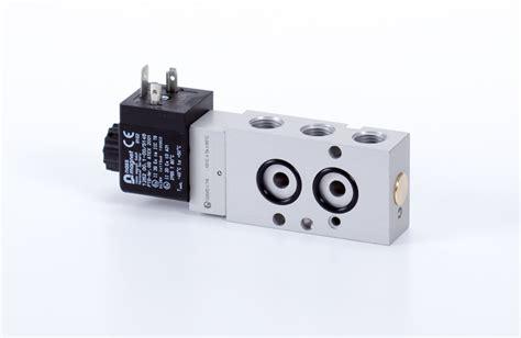 Pneumatic Single Solenoid Valve 5 2 G1 4 Chelic Sv 6102 Sw 6102 5 2 3 2 namur flex valve single solenoid air g1 4